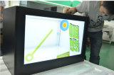 Yahsi 22pouces écran LCD transparent vitrine pour la publicité