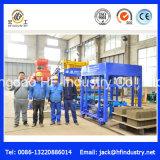 Blocchetto concreto idraulico Full-Automatic della cenere volatile Qt5-15 che fa macchina