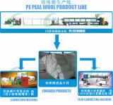 LDPE/EPE de Extruder van het Broodje van het schuim