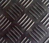 지면 사용 Checkered 고무 장, 검수원 고무 격판덮개, 고무 장 격판덮개