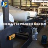 Fabrication personnalisée de papier de toilette de machines de roulis de papier de machine de rebobinage de roulis enorme