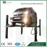 4,5 tonnes hydraulique à quatre Post auto voiture de levage du véhicule