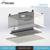 Chambre propre boîtier de filtre HEPA de plafond