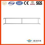 Sistema do andaime da fachada--Guardrail dobro (FAS-DT)