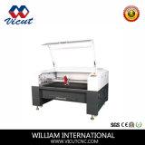 Знак автомата для резки лазера неметалла и металла делая машину лазера