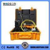 Подземный трубопровод очистка инспекционная камера с 17мм камерная головка