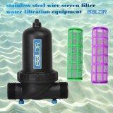 St de Filters van het Scherm van het Water van de Riolering van het Type/de Apparatuur van de Filtratie van het Scherm