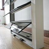 Janela de vidro de alumínio com Mosquito K09015