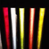 7 ans de PMMA de Signage d'utilisation de Fluo de recouvrement r3fléchissant prismatique de couleur de pente adhésive jaune d'EGP