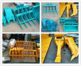 Excavatrice compacte de chenille de la Chine mini à vendre
