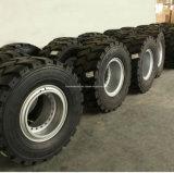 Polyurethan-füllender Reifen verwendet auf Doppelventilkegel-Auto