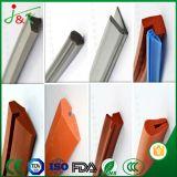 Caucho de silicona de alta calidad Embellecedor de extrusión de China