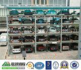 Strumentazione automatica della saldatura ad arco sommersa per il garage prefabbricato