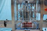 Macchina di rifornimento liquida automatica di Paste& della salsa dell'olio/crema/pomodori del miele dell'inserimento di viscosità (GT4T-4G) 100-1000ml
