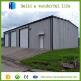 Kosten des vorfabrizierten Stahlkonstruktion-Lager-Aufbau-Herstellers China