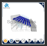 층 Bleacher 정면 관람석 Bleachers 비계 정면 관람석 착석 경기장의 공장