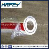Manguito trenzado del caucho del aire de la materia textil industrial de alta presión