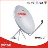 100cm antenne de télévision par satellite de plein air