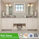 Muebles de madera del cuarto de baño del nuevo diseño de lujo