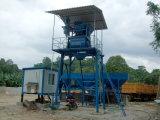 Hete het Groeperen van het Type van Lift van de Vultrechter van de Verkoop 35m3/H Concrete het Mengen zich Installatie (Hzs35)