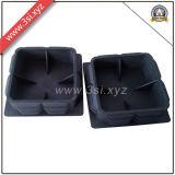 Chapeaux carrés en plastique de surface lisse (YZF-H388)