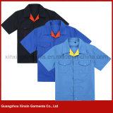 Vestuários de trabalho dos revestimentos da luva por atacado do Short do verão para os homens (W102)