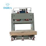 Chapa de madera de madera contrachapada de prensa en frío de la máquina para hacer