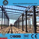 Construção de estrutura de aço acabados (TRD-010)