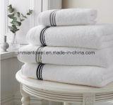 Prix de gros de haute qualité de l'hôtel de luxe 5 étoiles Serviette de bain, serviette Serviette de bain en coton, de la main