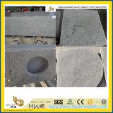 Comptoirs de granit blanc New Kashmir pour cuisine / salle de bains (YY- GC007)