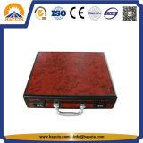 파일 (HL-2507)를 위한 각종 간단한 잠그는 알루미늄 휴대용 퍼스널 컴퓨터 상자