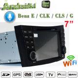 Antirreflexo (Opcional) Carplay Auto DVD para Benz e/Cls/CLK/G de navegação do Receptor GPS Android