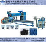 Two Stage Recycled HDPE Granules Recycle Plastic Granules Making Machine Price