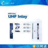 ISO18000-6crfid UHFの外国人H3 9640の乾燥した象眼細工の札
