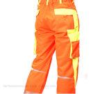 安全Workwearの人の高い可視性のズボン