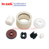 POM/의학 Equitment를 위한 플라스틱 강철 CNC 도는 부속