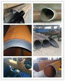 Tagliatrice rotonda della smussatura del tubo di CNC della fiamma del plasma con il banco del rullo per il tubo del diametro di 1000mm