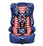 Qualitäts-beweglicher Baby-Sicherheits-Zusatzauto-Sitz mit ECE R44/04