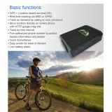 SIMのカードおよびSos、Coban Tk102の子供のための小型携帯用個人的なGSMの子供GPSの追跡者