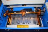 高い等級DSP Cotnrol LCDスクリーン128mのメモリ40W 300X200mmワークテーブルの二酸化炭素レーザーの彫刻家