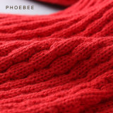 Phoebee Casual Knitted Hat e Scarf per Child Clothing da Cotton