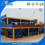 Máquina de hormigón de alta precisión de procesamiento por lotes / Planta de dosificación de hormigón
