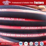 Manguito de goma hidráulico flexible resistente de la baja temperatura para el mercado de Rusia