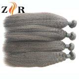 Cabelo de tecelagem frouxo peruano do Virgin do cabelo humano da onda da cutícula cheia