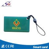 접근 제한 싼 주문 에폭시 RFID Keychains F08