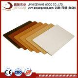 Матовая поверхность УФ краской меламина MDF/HDF за кухонным шкафом и мебели