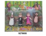 安い昇進のギフトの柔らかいプラスチックおもちゃの人形(9279851)