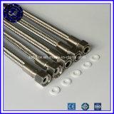 Connettore flessibile del tubo flessibile dello scarico del condotto della flessione