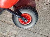 Детский сад на пляже Wheelbarrow металлические инструменты
