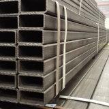 黒い鉄または鋼管または管正方形および長方形の空セクション